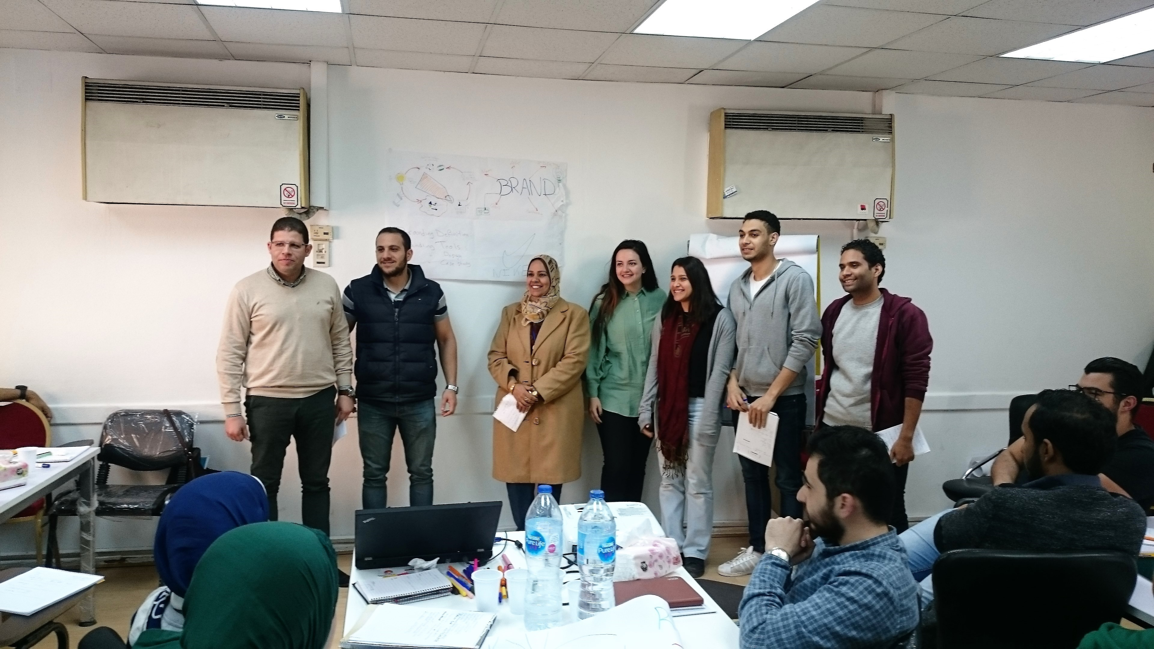 IPM Finishes-up another Mini MBA In Egypt!